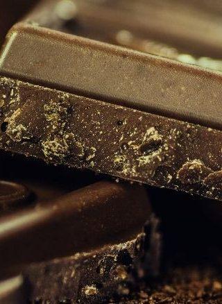Caffeine in chocolates